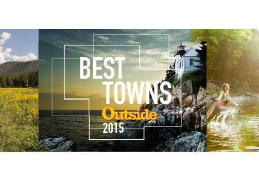 Chattanooga Receives World's Most Prestigious Outdoor Award