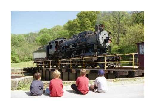 Chattanooga Train History on