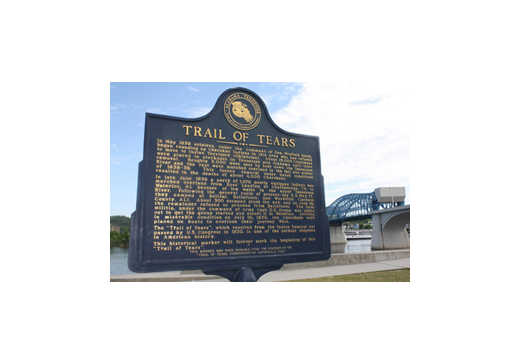 Native American History in Chattanooga: A Trail of Tears