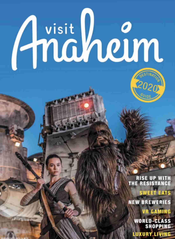 2020 Anaheim Destination Guide