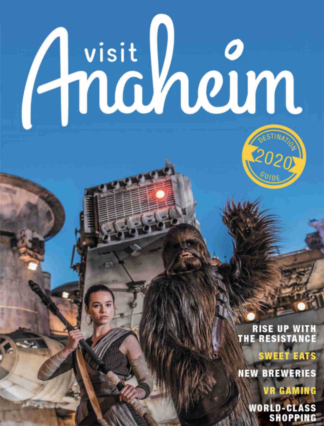2020 Anaheim Destination Guide