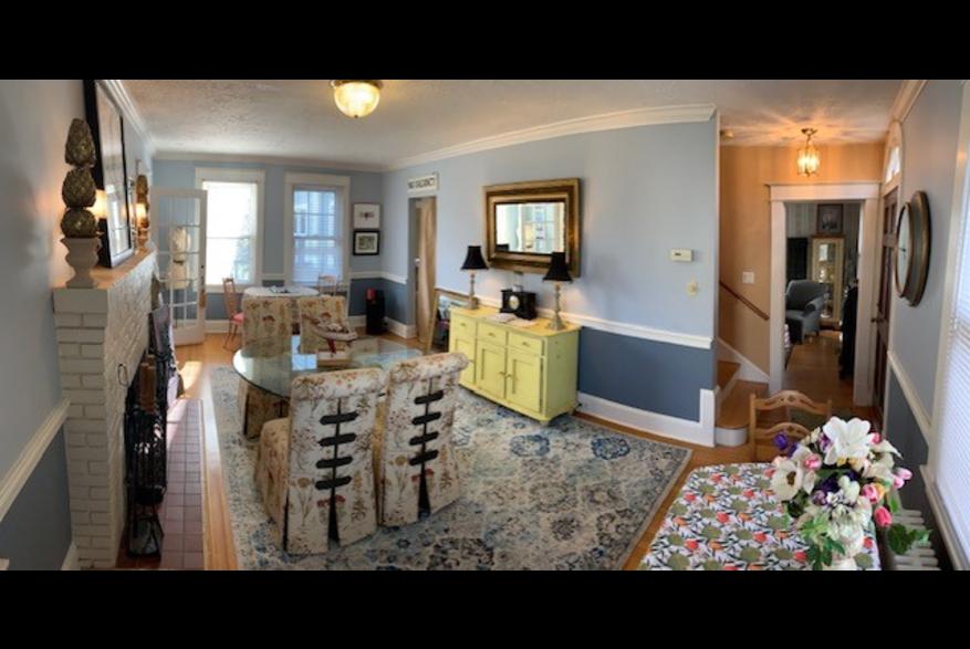 inn at Horn point Dining Room