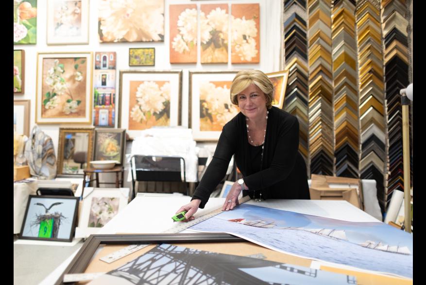 Lisa Masson Studio Gallery