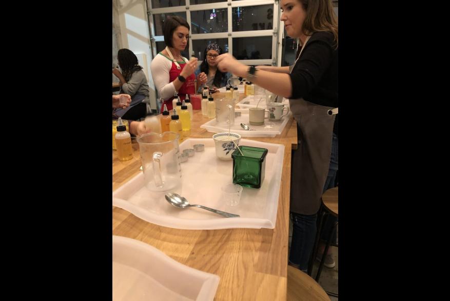 Candle Making Workshop - 14