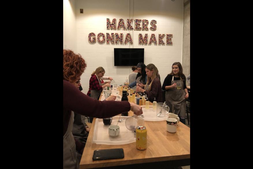 Candle Making Workshop - 19