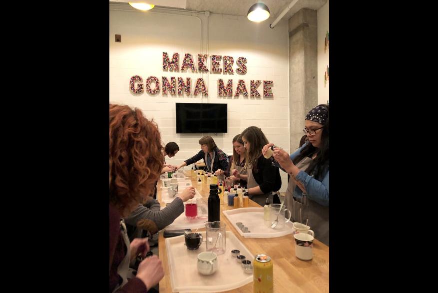 Candle Making Workshop - 20