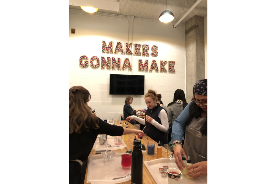 Candle Making Workshop - 24