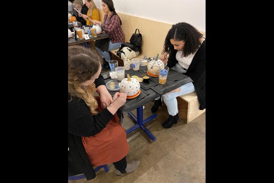 Pumpkin Painting - 4