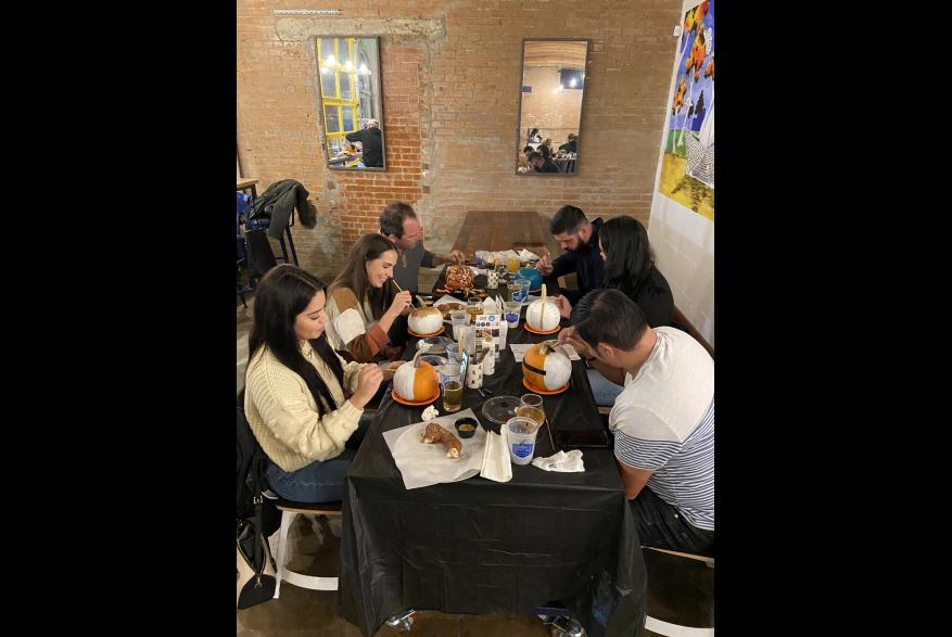 Pumpkin Painting - 7