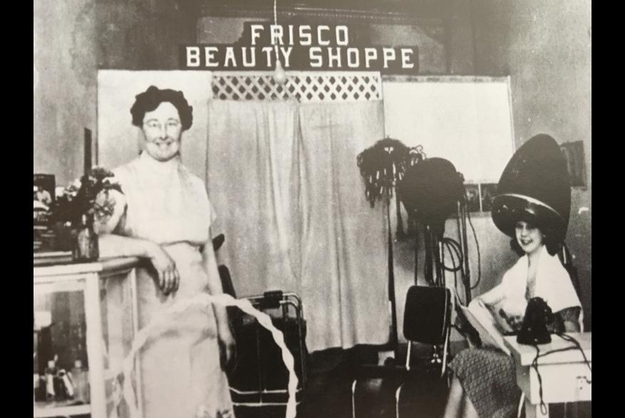 Frisco History