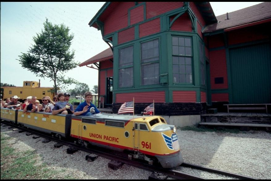 Ag Hall Train
