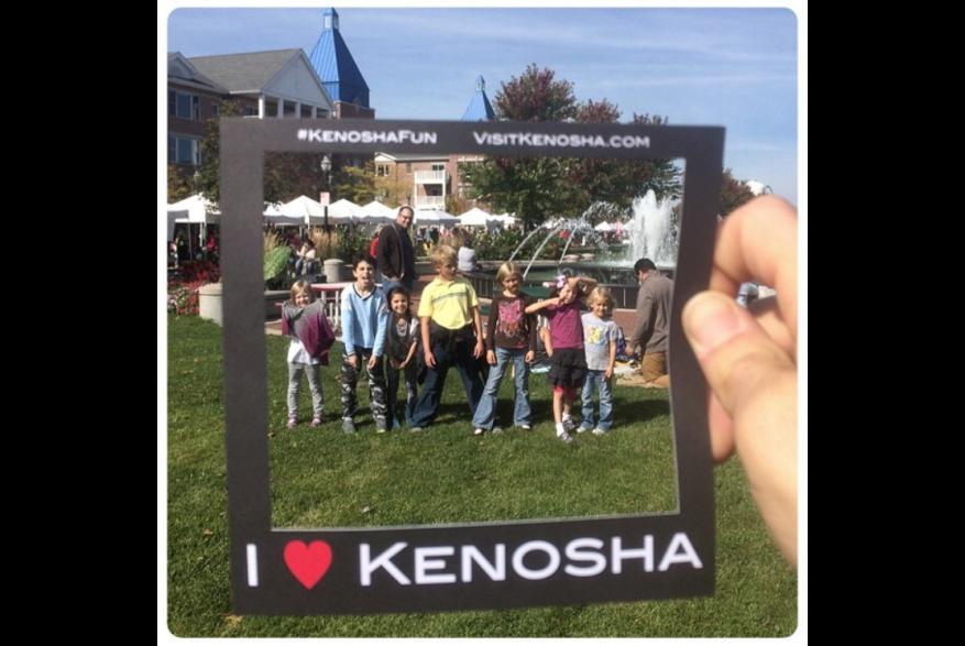 Kenosha HarborMarket visitors