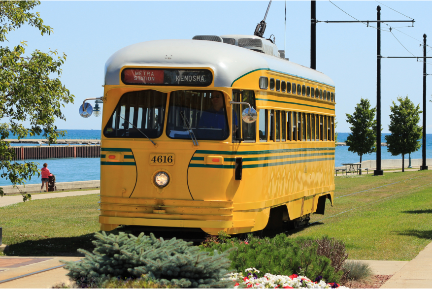 Kenosha Electric Streetcar - Cincinnati