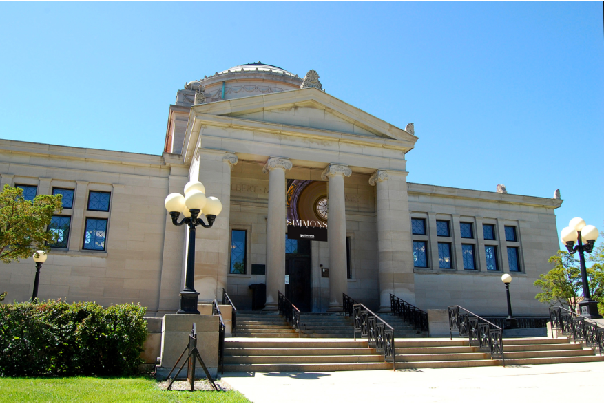 Simmons Library