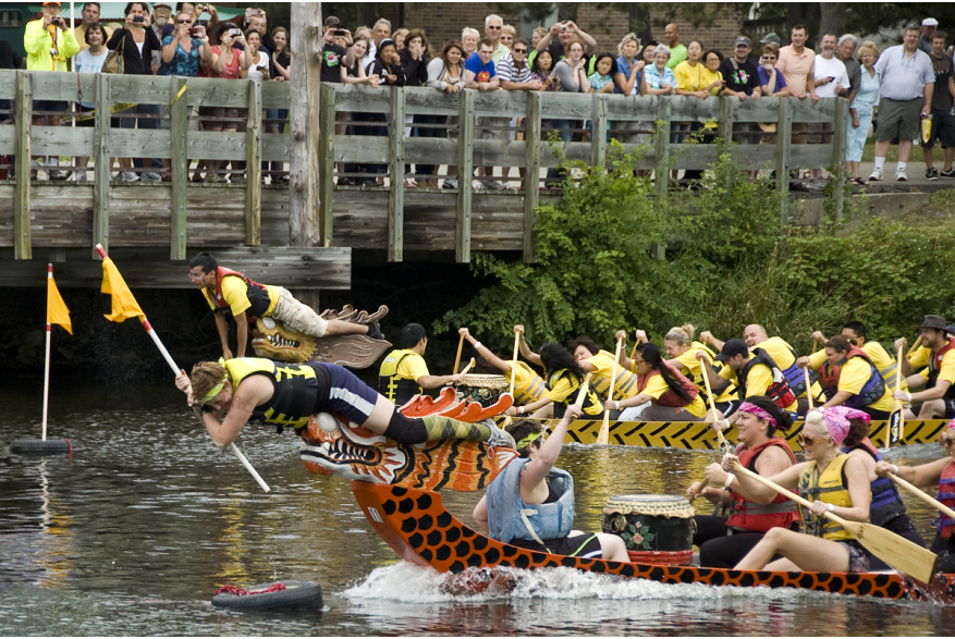 Greater Lansing Dragon Boat Races