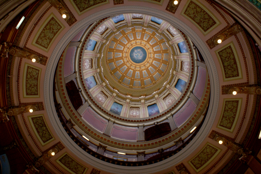 State Capitol Building Dome