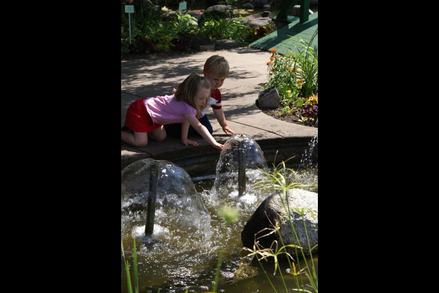 Children's Garden at MSU
