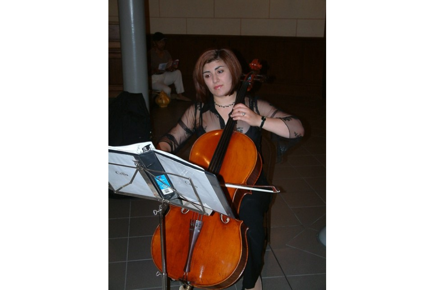 Lansing Symphony Orchestra at the State Capitol Building