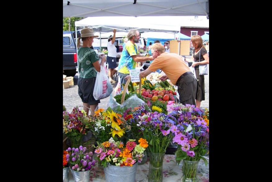 Allen Street Farmer's Market