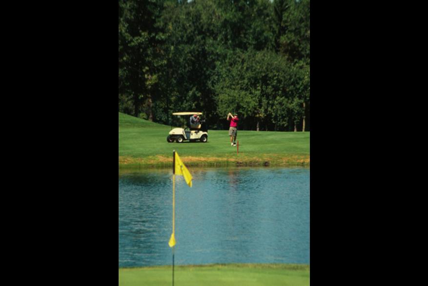 Hawk Hollow Golf Course