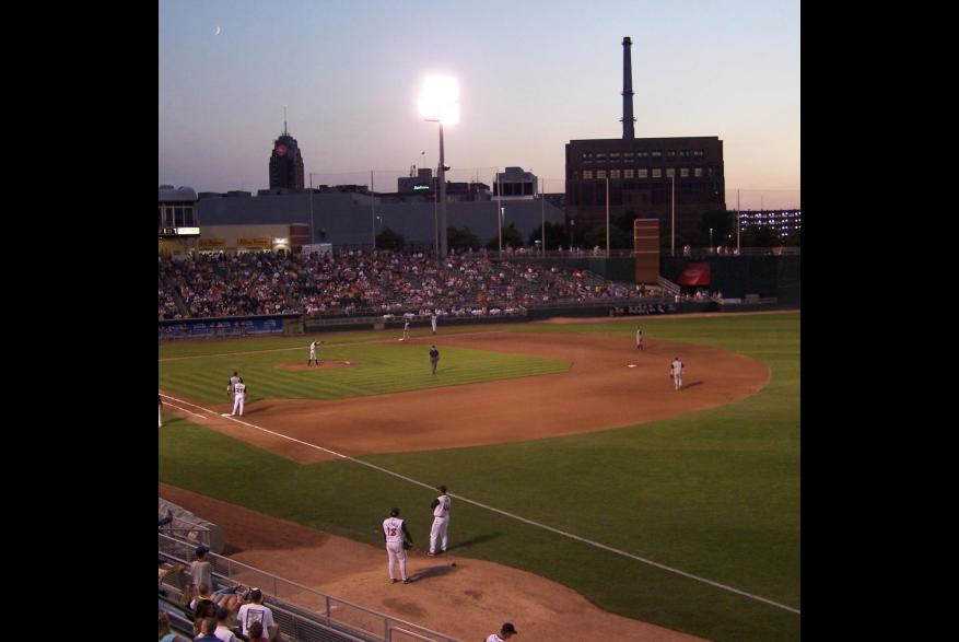 Lugnuts Baseball