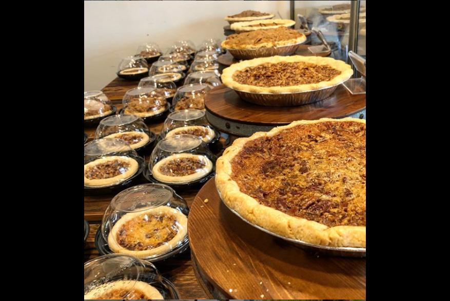 Buttermilk Sky Pie