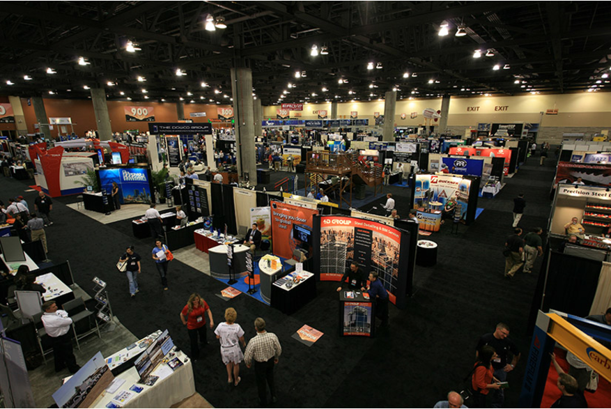 Lower Level Exhibition Hall