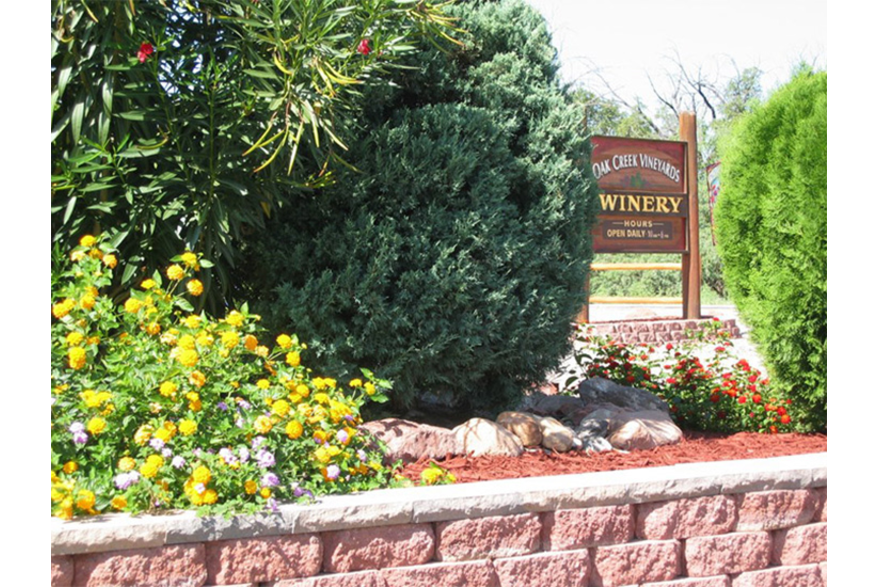 Oak Creek Vineyards