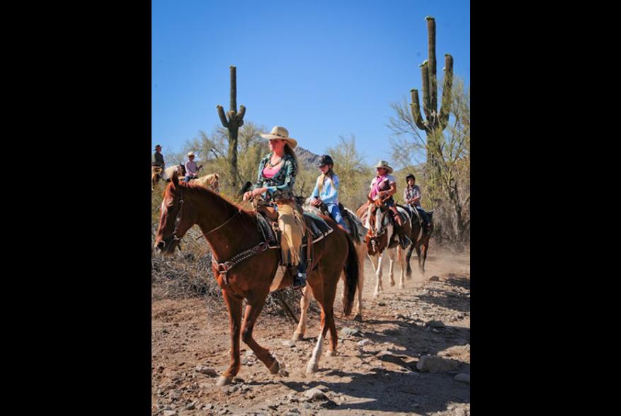 Corral West Horse Adventures
