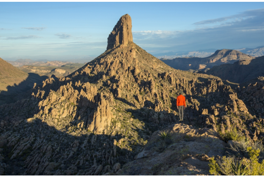 Weavers Needle in the Superstions