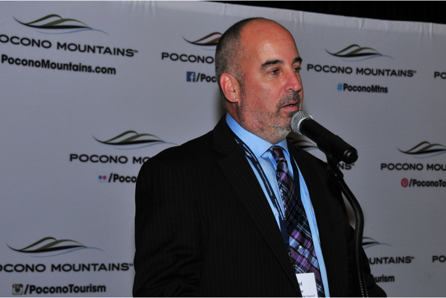 2015 Annual Report Luncheon Award Winner NY Met Ski Council Michael Calderone PoconoMtns