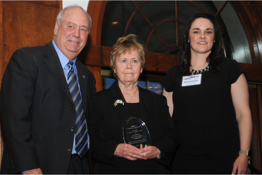 2016 Keystone Hospitality Awards - Maureen Ryan