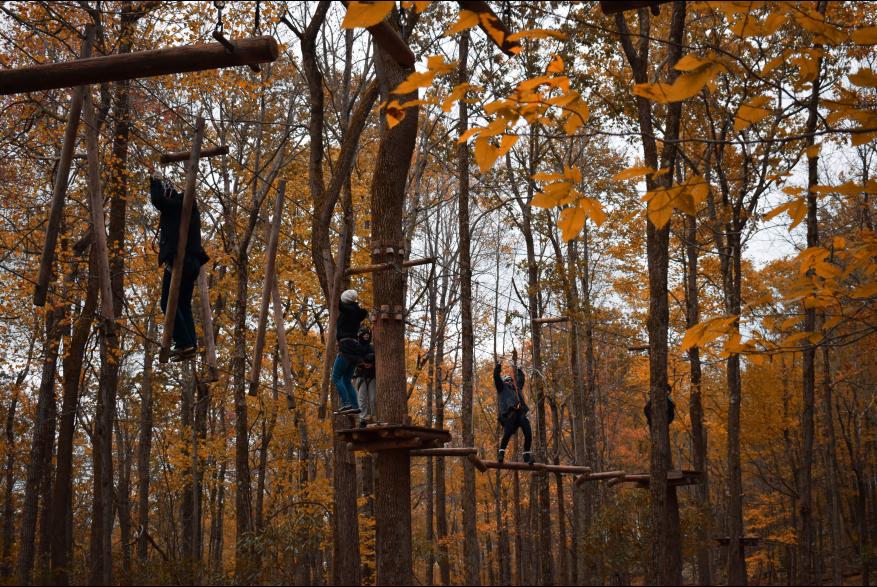 Fall Poconos Family Fun