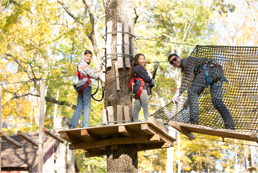 25 Ways to View the Fall Foliage in the Pocono
