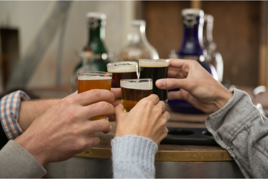 Brewery Tours in the Pocono Mountains