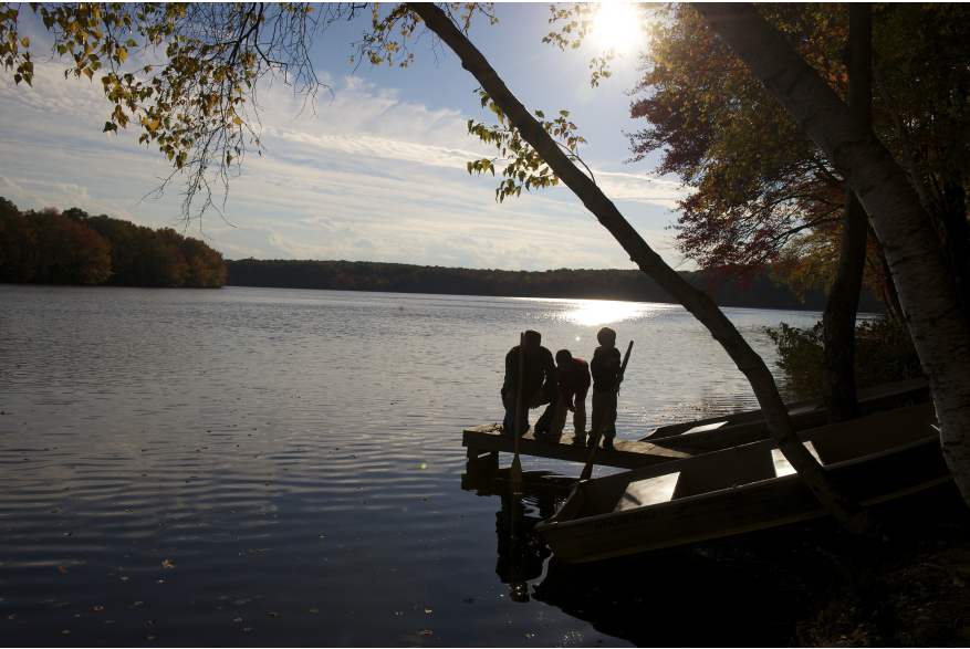 Enjoy fall in the Pocono Mountains with your family