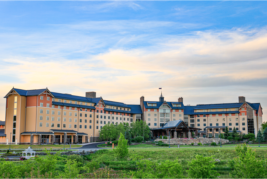 Play and Stay at Mount Airy Casino in the Poconos