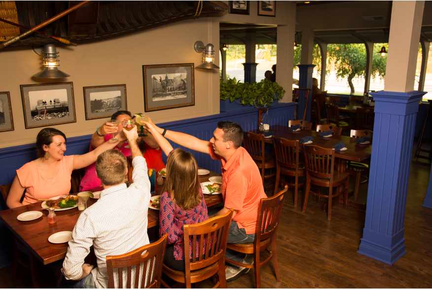 Group Dining in the Pocono Mountains