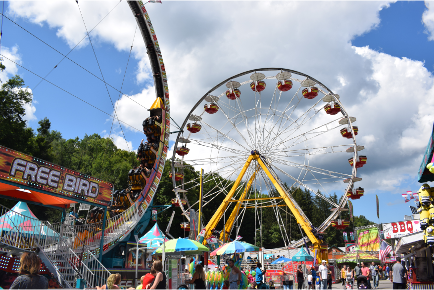 Events in the Pocono Mountains
