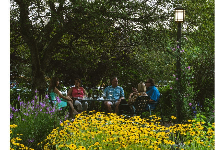 Enjoy Summer Dining in the Pocono Mountains