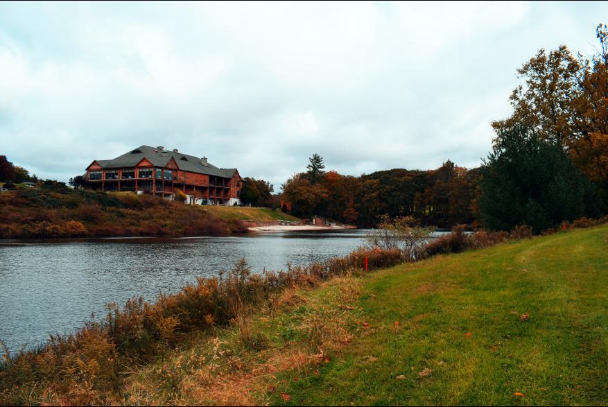 Fall Golf at Skytop Lodge