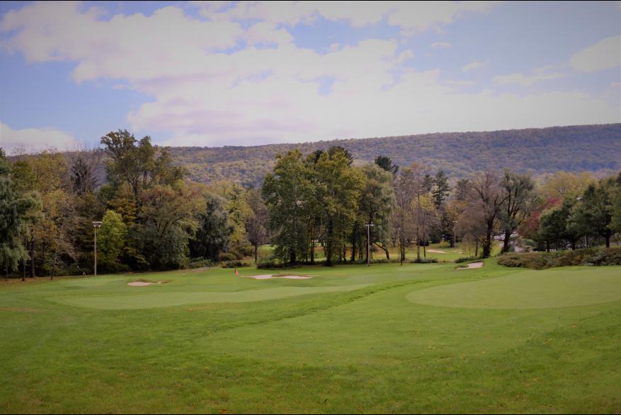 Fall Golf in the Poconos