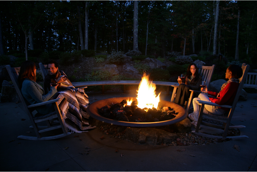 Relax in the Pocono Mountains