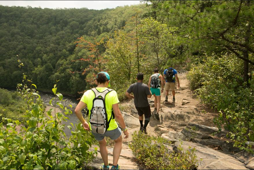 Explore the Pocono Mountains