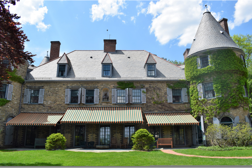 Visit Grey Towers in the Pocono Mountains