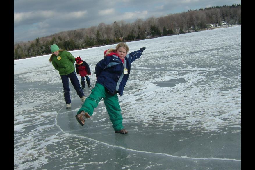 Winter Fun in the Pocono Mountains