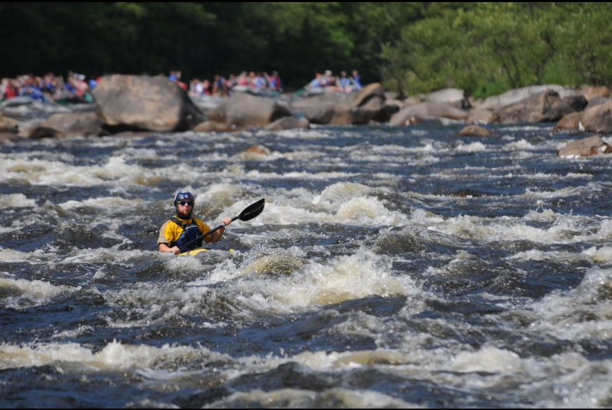 Pocono Kayak Adventure