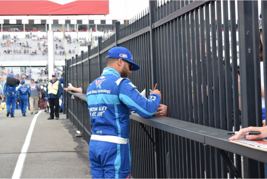 Autographs By Your Favorite Driver