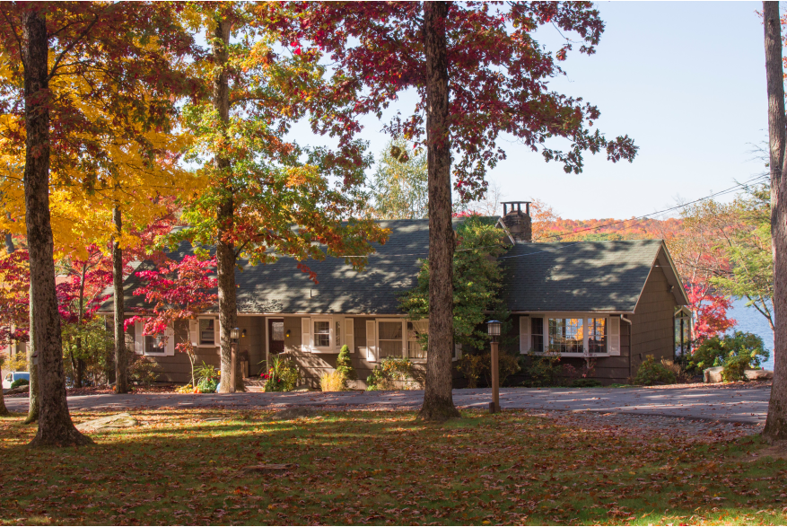 Places to Stay in the Pocono Mountains