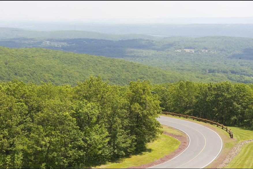 Take A Scenic Drive in the Pocono Mountains